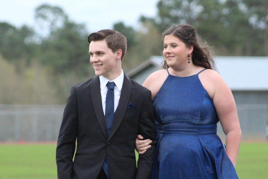 Thomas Havard and Abby Hubbard