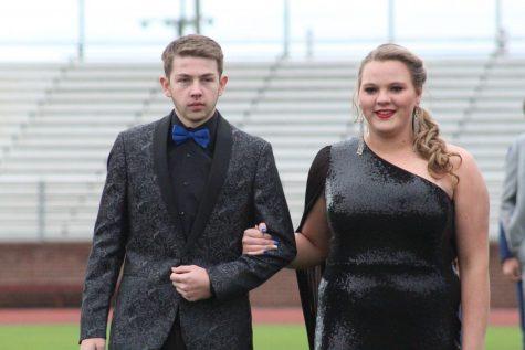 Logan Martin and Charlsi Caldwell