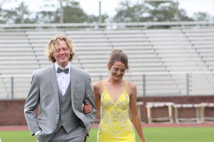 Jesse Gordon and Lexi Green