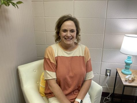 New counselor serves students